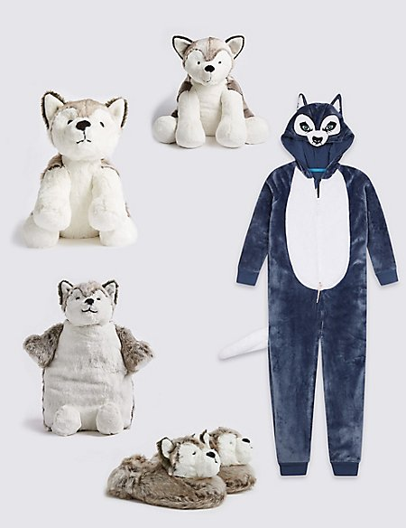 Husky Matching Items