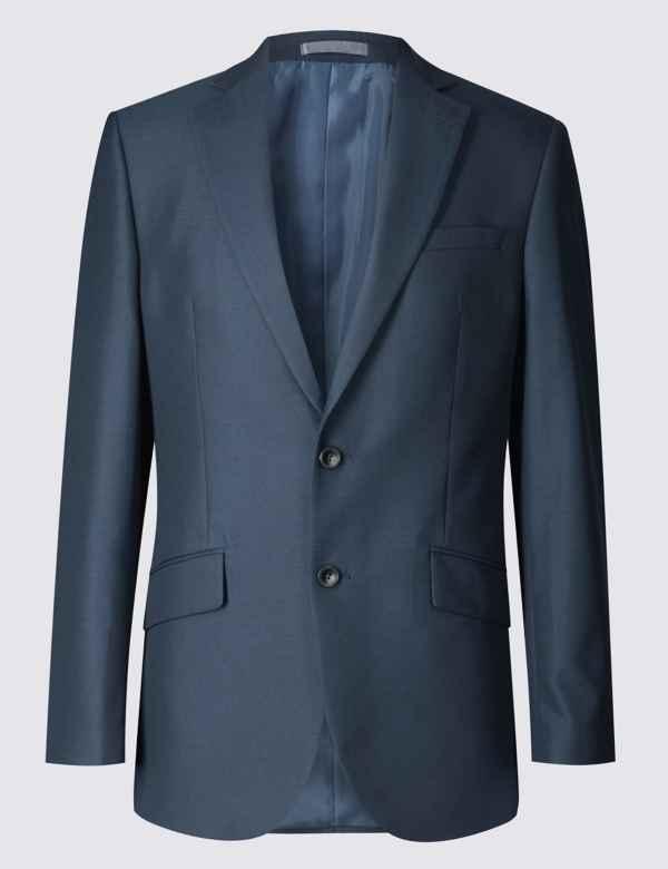 Indigo Regular Fit Suit  186e70322