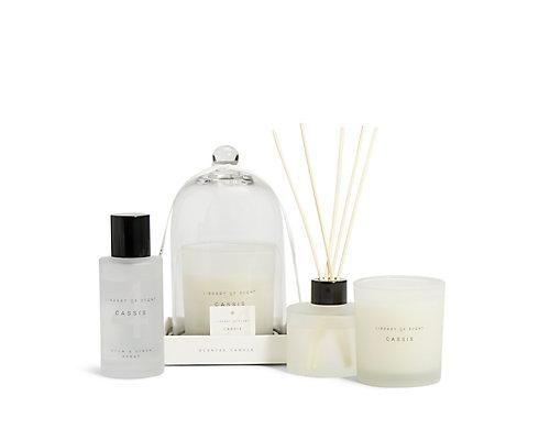Cassis Fragrance Range