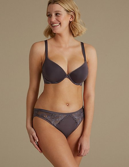 Perfect Fit Padded Set with Push-Up AA-E