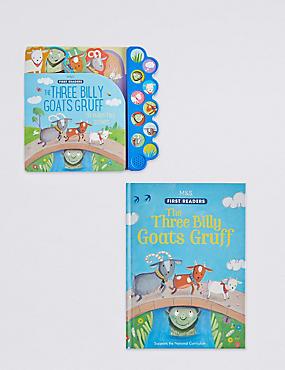 Three Billy Goats Matching Items