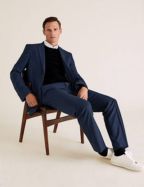 The Ultimate Blue Regular Fit Suit