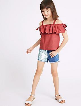 7d1ec64cc Girls' Latest Outfits | Kids | M&S