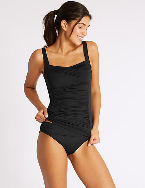 Non-Wired Tankini Set