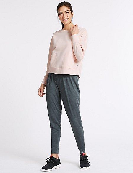 Long Sleeve Sweatshirt & Bottom Outfit