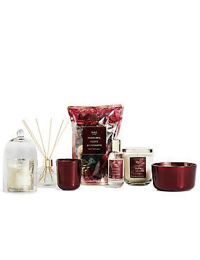 Mandarain, Cinnamon & Clove Fragrance Range