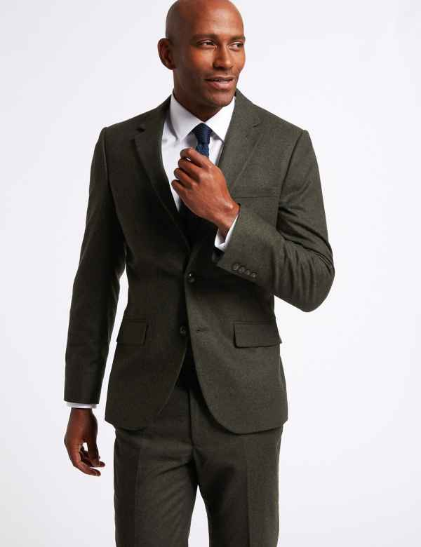 green mens suits m s