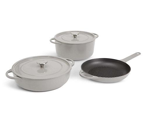 Cast Iron Cooking Range