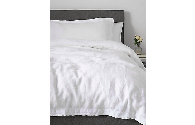 white bed sheets twitter header. Pure Linen Bedding White Bed Sheets Twitter Header