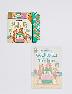 Goldilocks & The Three Bears Matching Items