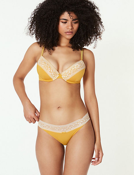 Padded Set with Plunge A-E