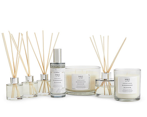 Elderberry Blossom Fragrance Range