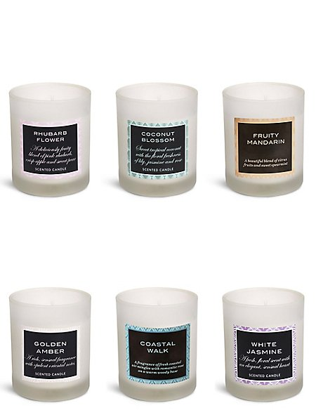 Sparks exclusive. Spend £25 on Home, get a free candle worth £6