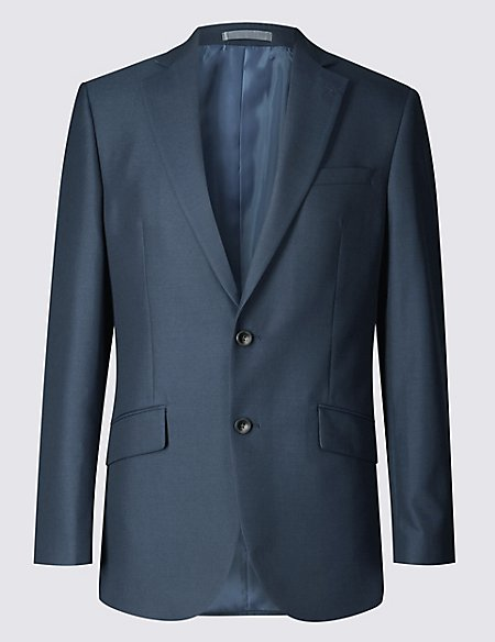 Big & Tall Indigo Tailored Fit Suit