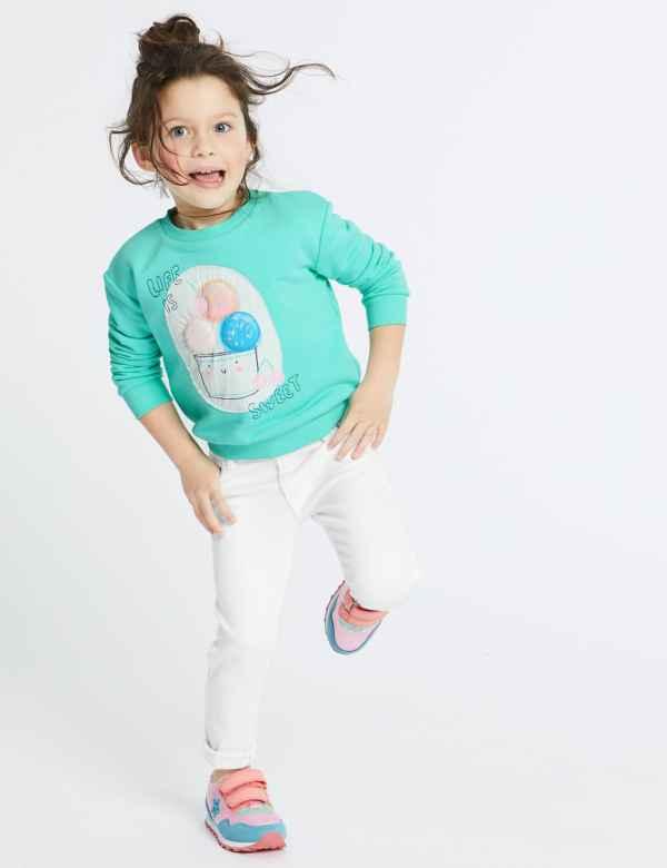 9601ad5f33f4 Girls Clothes - Little Girls Designer Clothing Online | M&S