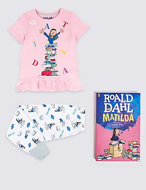 Roald Dahl Matilda Collection