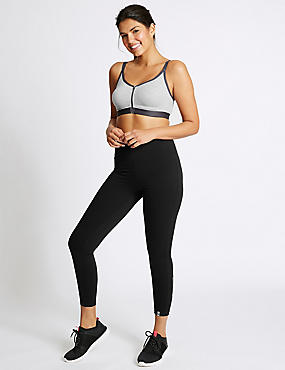 Zipped Front Non-Padded Outfit with B-G