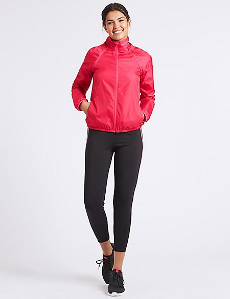Active Quick Dry Jacket & Leggings Outfit
