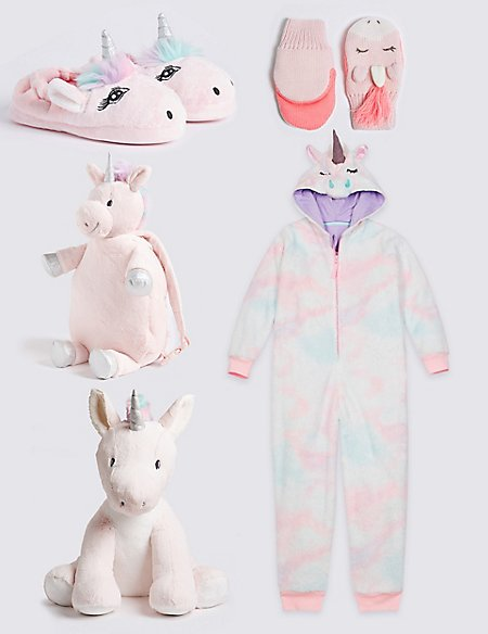 Unicorn Matching Items