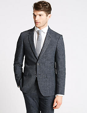 Linen Miracle Slim Fit Suit