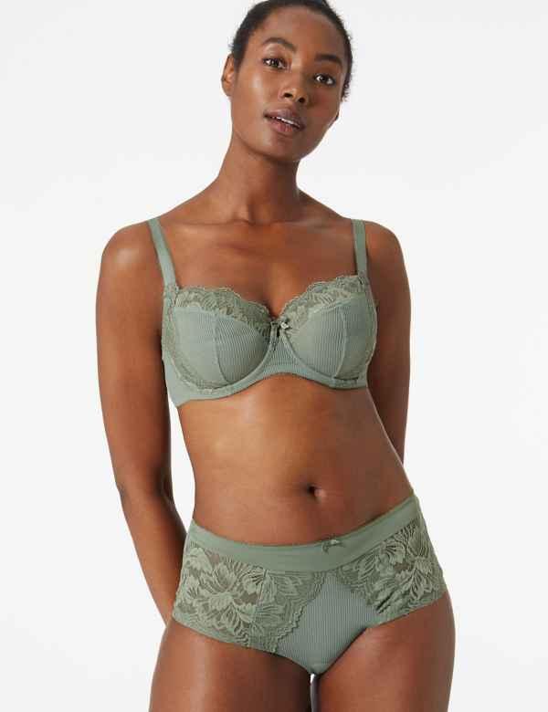 a97ccc2ff9568 Ladies' Lingerie & Underwear Sets | Matching Lace Sets | M&S
