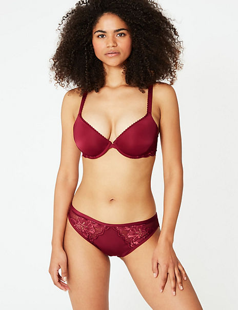 Perfect Fit Set with Padded Push-up AA-E