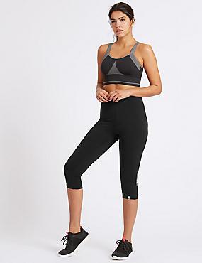 Medium Impact Non-Padded & Leggings Outfit