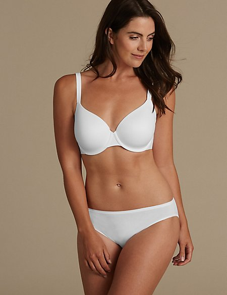Sumptuously Soft Set with Padded Full Cup A-DD