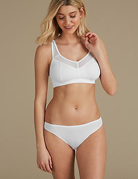 Mesh Non-Padded Set with Full Cup A-DD