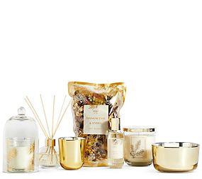 Frankincense & Myrrh Fragrance Range