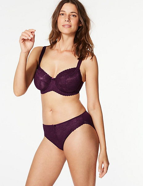2 Pack Lace Set with Balcony DD-GG