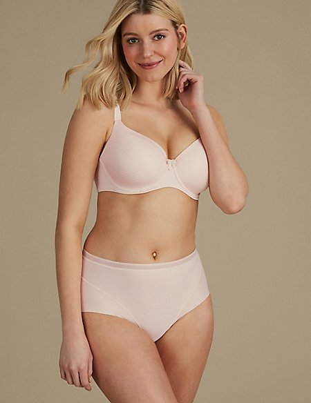 Padded Set with Full Cup T-Shirt A-DD