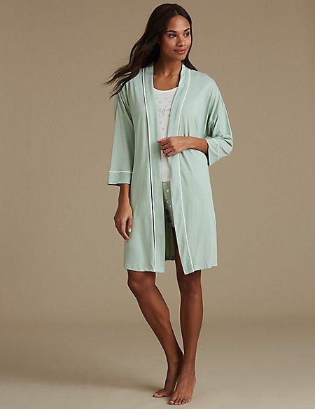 Pyjamas Set with Dressing Gown