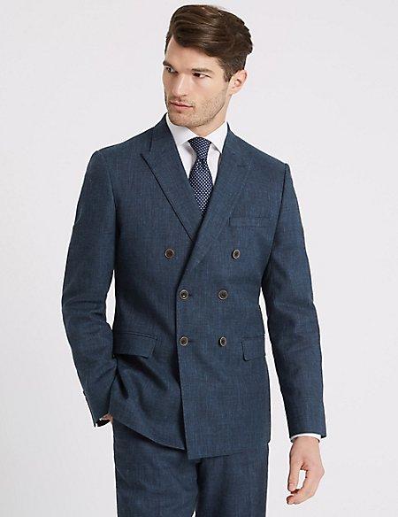 Linen Miracle 3 Piece Suit