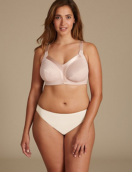Total Support Non-Padded Set with Full Cup B-G