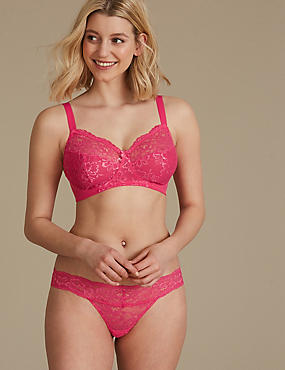 Non-Padded Set with Full Cup A-DD