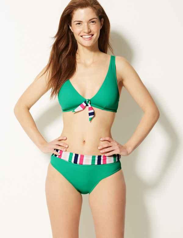 2fb65a938f4a6f Womens Tankini Sets | Ladies Bandeau & Floral Bikini Sets | M&S
