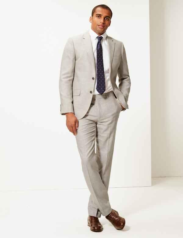 Linen Mens Suits Ms