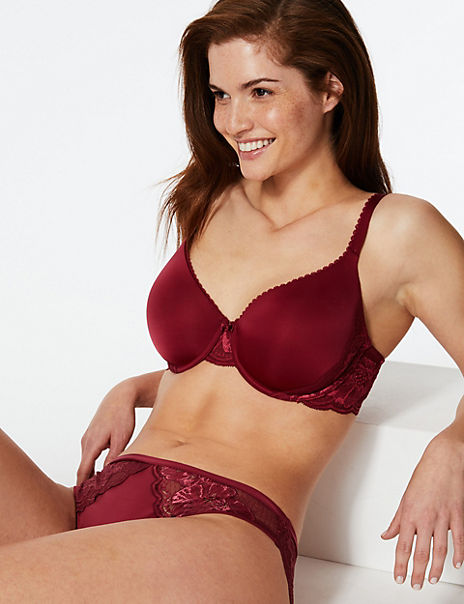 Perfect Fit Set with Padded Full Cup A-E
