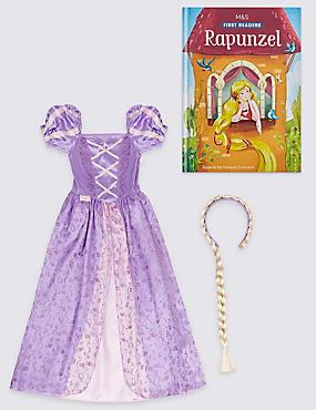 Rapunzel Matching items