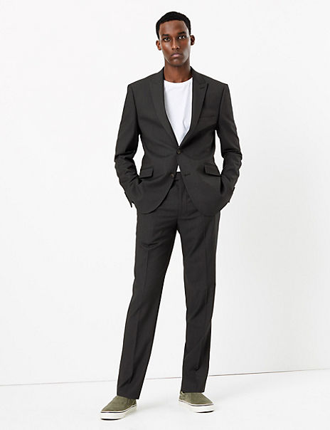 Skinny Fit Suit with Stretch