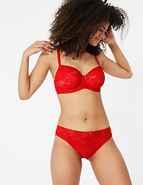 2 Pack Lace Non-Padded Set with Balcony A-E