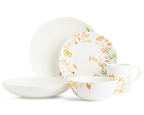 Painterly Floral Dining Range