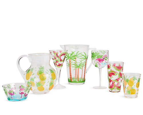 Novelty Drinkware Picnic Collection