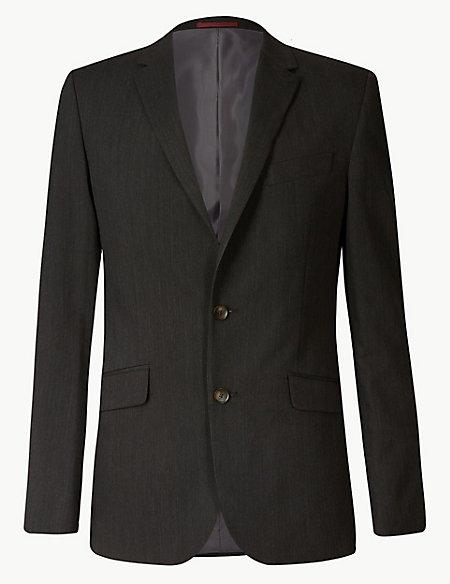 Charcoal Slim Fit Suit
