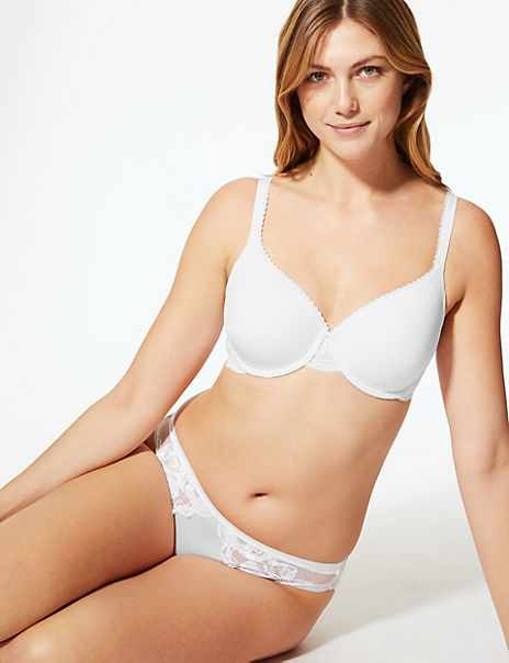 Perfect Fit Padded Set with Full Cup A-E