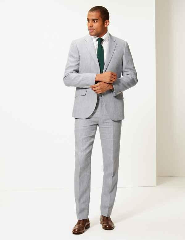 e148836e8 Mens Linen Clothing - Shirts