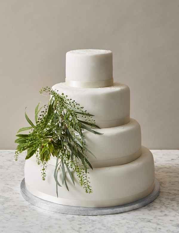 Chocolate Wedding Cakes White Chocolate Wedding Cakes M S