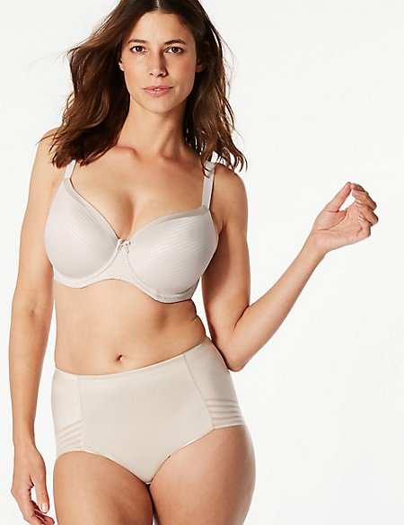 Padded Set with Full Cup T-Shirt DD-G