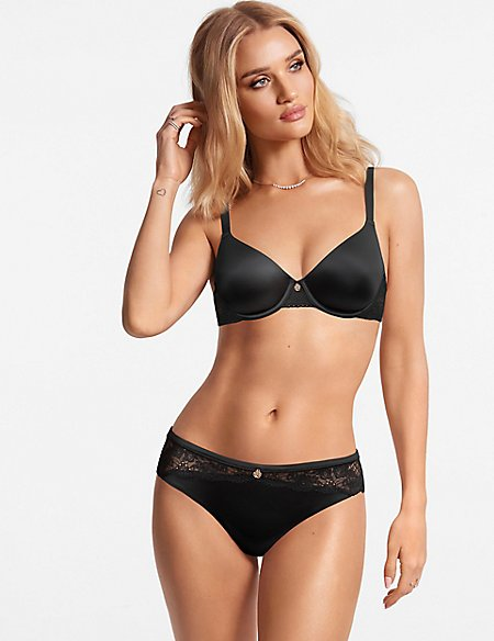 No VPL Underwired Set with Full Cup A-E